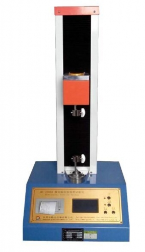 Easy Using Vertical Tensile Strength Tester