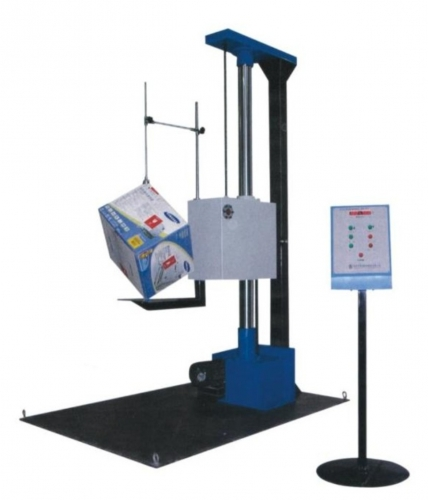 Single Arm Package Drop Test Machine