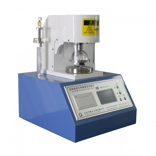 Corrugated Board and Paper Bursting Strength Tester