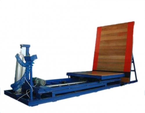 Box / Carton Packing Material Slope Inclined Impact Testing Machine
